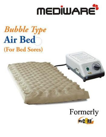 Mediware Bubble Type Air Bed  (for bed Sores)