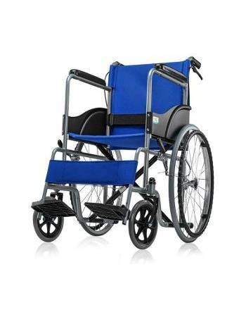Wheelchair Premium Blue