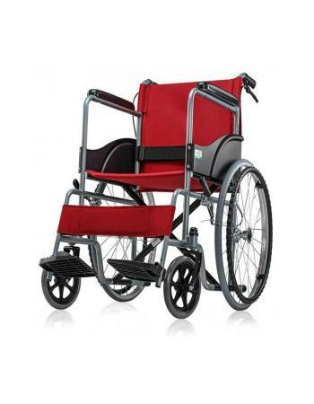 Wheelchair Premium red