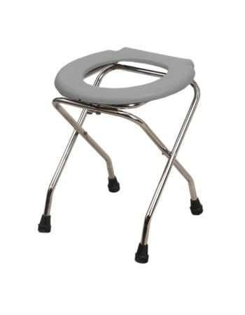 Commode Stool Stainless-Steel