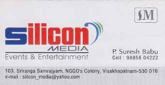 Silicon Media Events in visakhapatnam,Visakhapatnam In Visakhapatnam, Vizag
