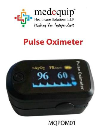 Pulse Oximeter  Sellers, Dealers in Vizag, Visakhapatnam