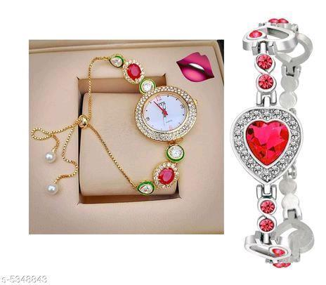 New Arrival Bracelet Women Watch and Bracelet for Women Sellers In Visakhapatnam, Vizag